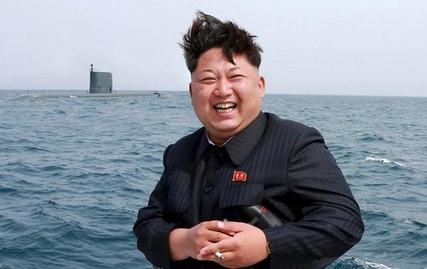 Кім Чен Ин перевірив водневу бомбу - ЗМІ