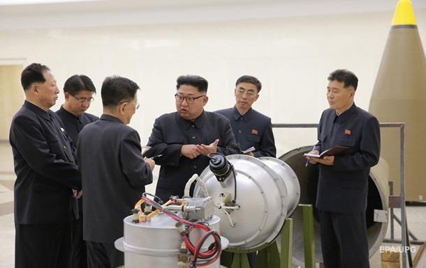 СМИ: Мощность бомбы КНДР оценили в 100 килотонн