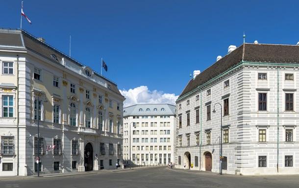 В Вене правительственный квартал оградят стеной