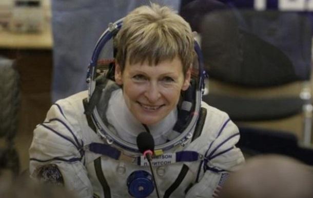 Американская астронавтка стала рекордсменом по пребыванию в космосе