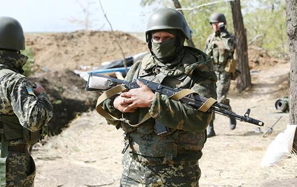 Штаб: ВСУ на Донбассе обстреляли почти 50 раз
