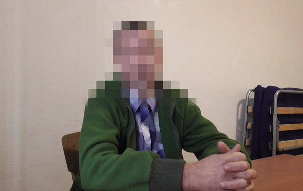 СБУ заявила о задержании сепаратиста, находившегося в розыске