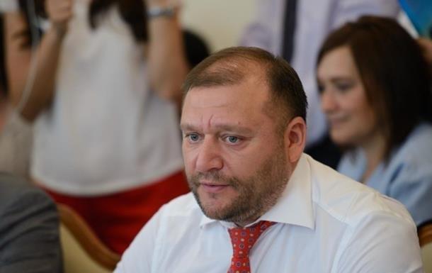 Суд залишив під арештом майно Добкіна
