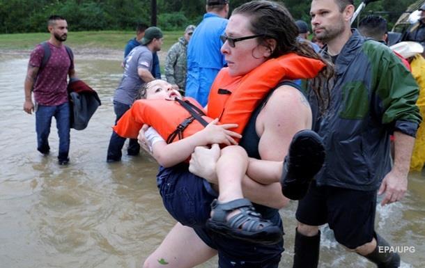 Ураган Харви в США: число жертв достигло 60