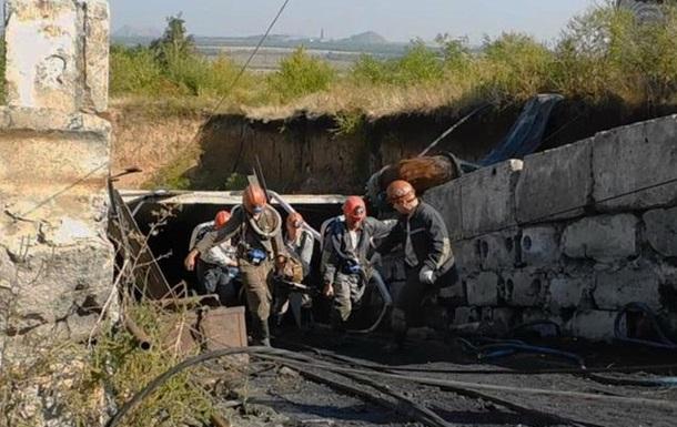 У затопленій шахті Макіївки знайдене тіло другого гірника