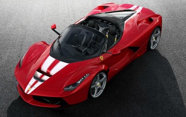 Ferrari показала новый супергибрид LaFerrari