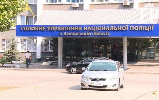 Прокуратура обыскивает запорожскую полицию