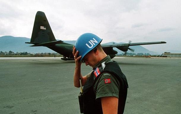 Миротворцы для Донбасса: «наступление» Путина в ООН