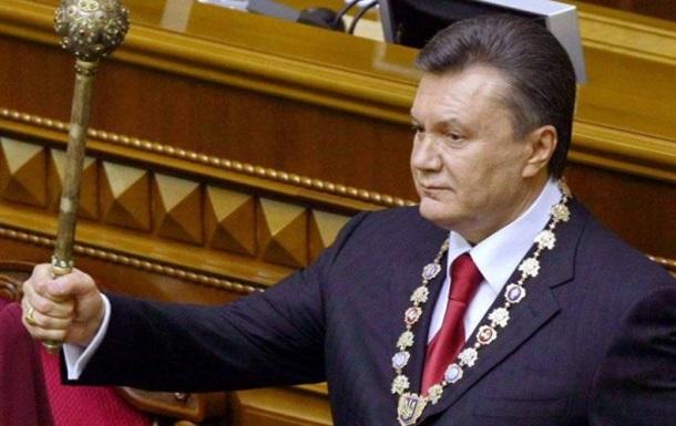 ГПУ: Януковича обвиняют в захвате власти