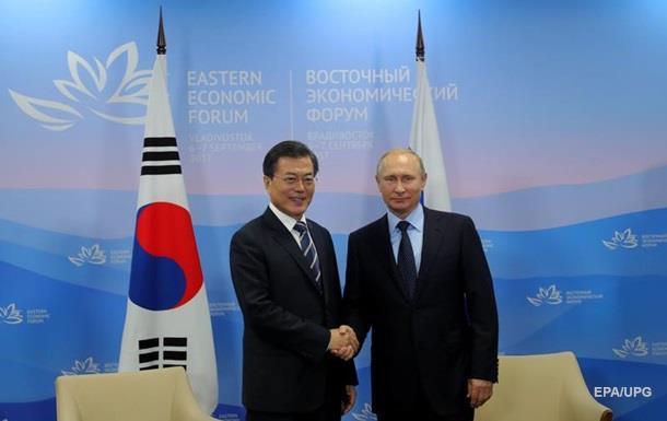 Путін: Росія не визнає ядерний статус КНДР