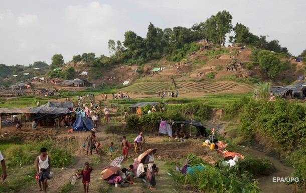 ЗМІ: М янма замінувала кордон із Бангладеш