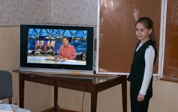 В школах на юге России ввели обсуждение новостей Первого канала