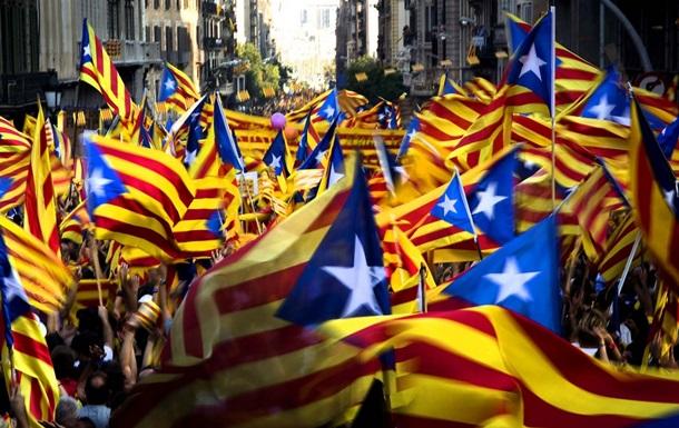 У Каталонії проголосували за референдум про незалежність