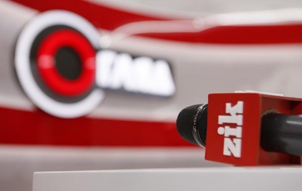 Полиция обыскала телеканал ZIK по делу Дыминского