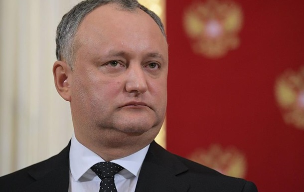 Додон повторно запретил армии Молдовы участвовать в Rapid Trident