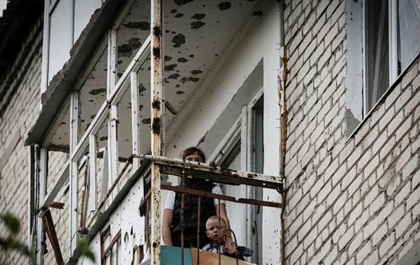 Берлин: Европа должна помочь восстановить Донбасс