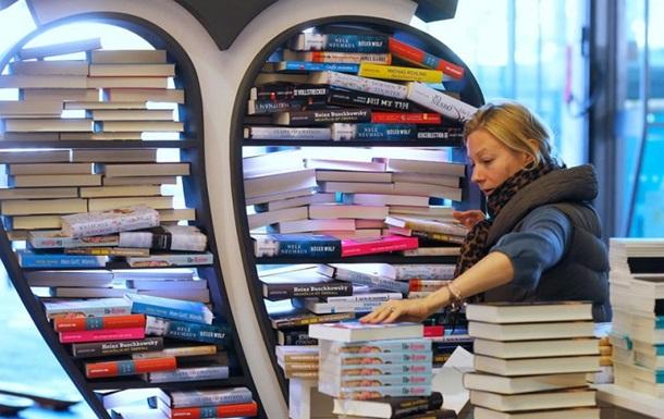 Украинцы потратили на книги более $100 млн
