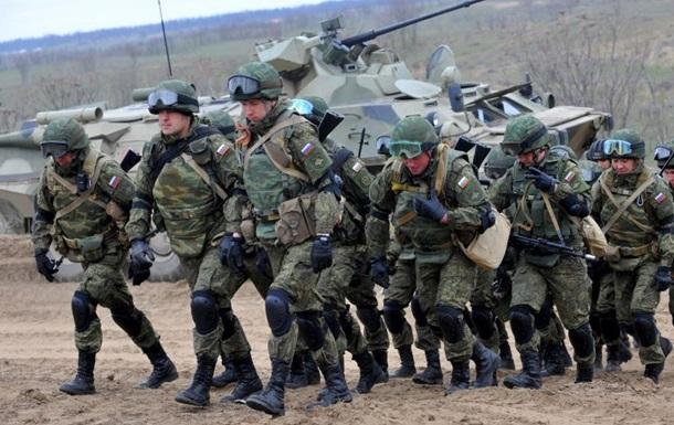Захід-2017: число військових може перевищити 100 тисяч