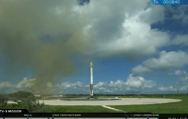 SpaceX запустила для ВВС США секретный корабль