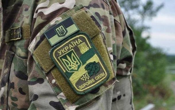 Штаб: На Донбасі загинув один український військовий