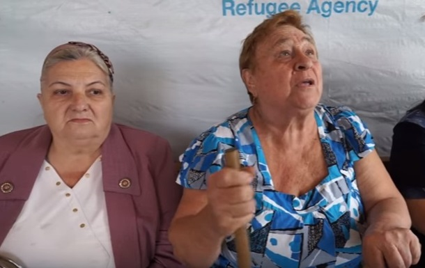 Жителі ОРДЛО розповіли, як отримують пенсію