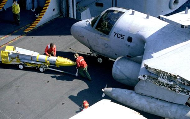 WikiLeaks опублікував дані про ракети США