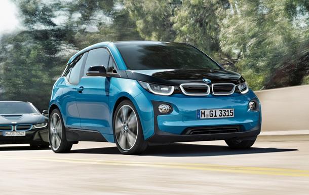 BMW виведе на ринок 12 моделей електрокарів до 2025 року