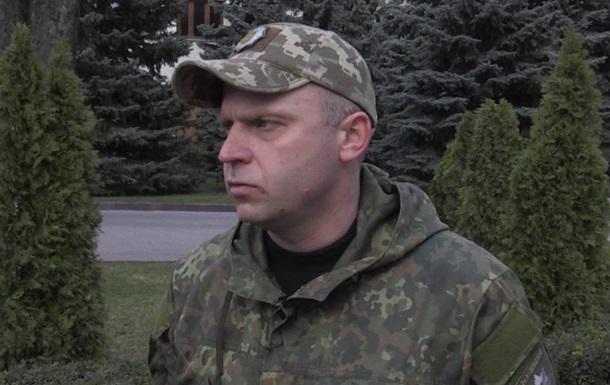 СБУ перевіряє командира роти Голубана на сепаратизм