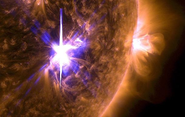 Мощные вспышки на Солнце. Главные угрозы