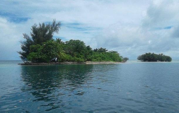 У Тихому океані зникли вісім островів