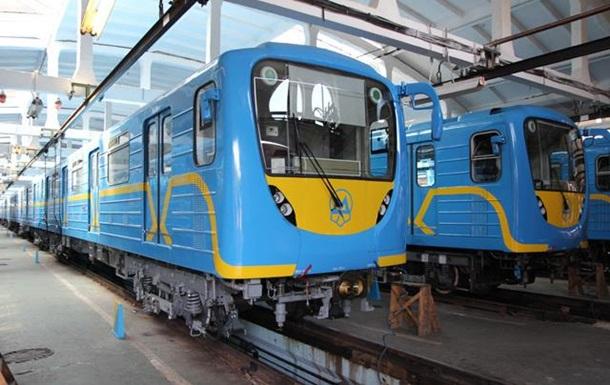 У метро Києва запустять арт-поїзд