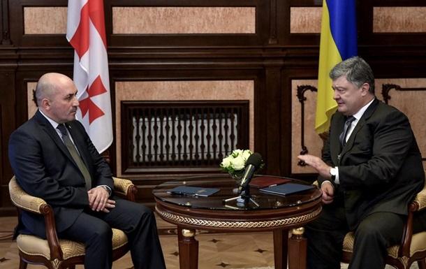 Грузія направила нового посла в Україну