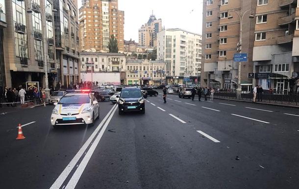 Поліція посилила охорону центру Києва