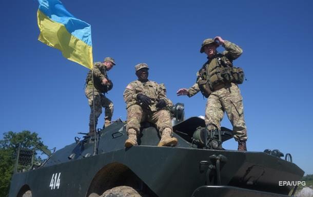 В Украине стартовала первая фаза Rapid Trident-2017