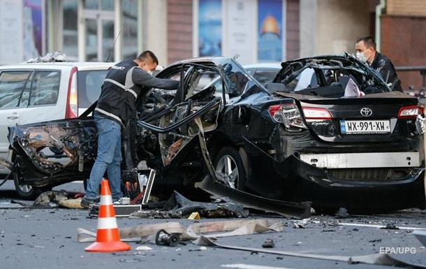 Експерти оцінили потужність вибуху в центрі Києва