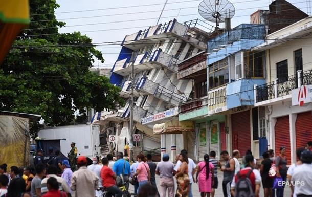 Землетрус у Мексиці: кількість жертв перевищила 60