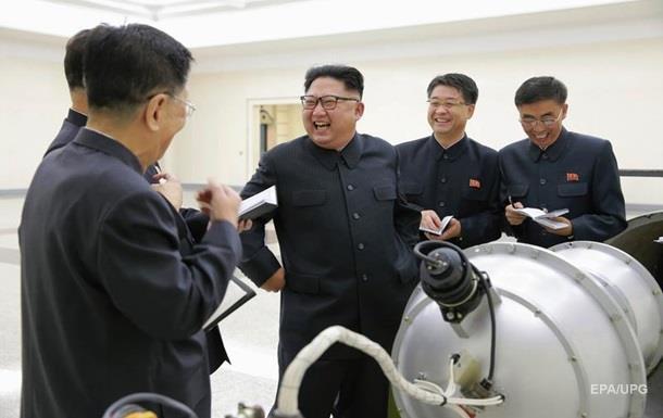 Кім Чен Ин про водневу бомбу КНДР: Велика перемога