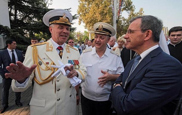 До Криму приїхали французькі  друзі Путіна