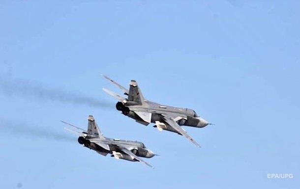 Авиация РФ нанесла удар по гражданским в Сирии - СМИ