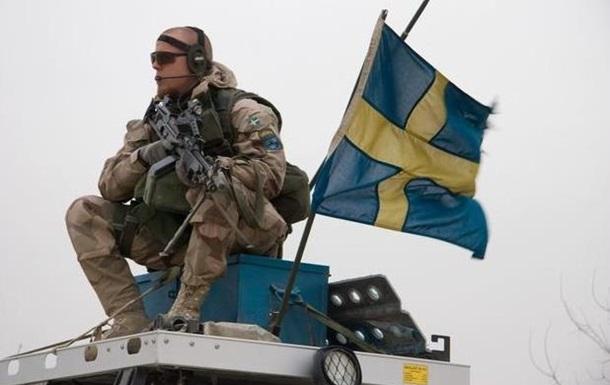 Швеція проведе найбільші за 20 років військові навчання