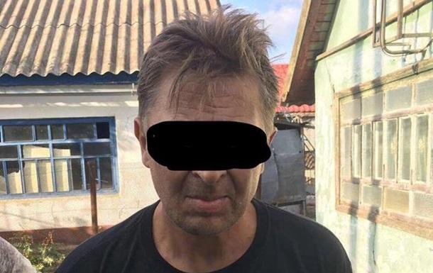 В Одессе задержан псевдополицейский из ЛНР