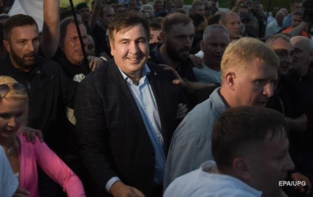 Саакашавили и Тимошенко совещаются во Львове - нардеп