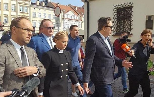 Прорыв Саакашвили: из ниоткуда в никуда