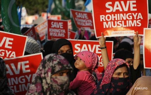 В ООН обвиняют Мьянму в этнических чистках