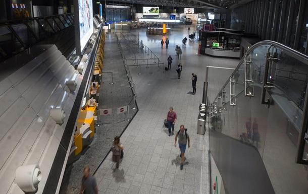 В аэропорту Франкфурта распылили газ: пострадали шесть человек