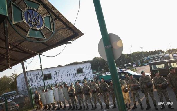 Після прориву Саакашвілі 15 осіб повернулися оформити документи