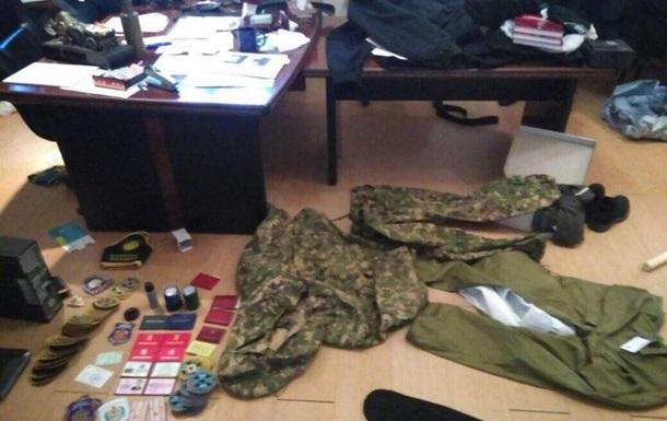 В Одесской области  сотрудники СБУ  грабили иностранцев