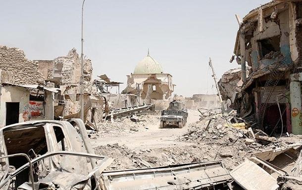СМИ: В руинах Мосула нашли тела 2,6 тысяч человек