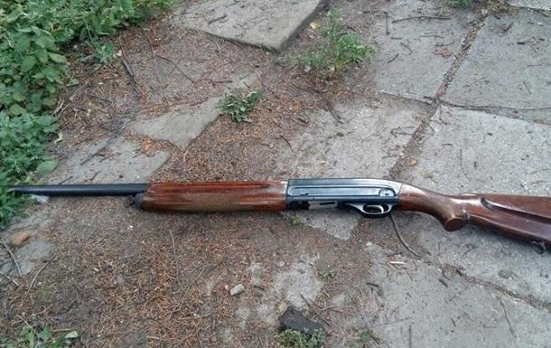 В Винницкой области мужчина расстрелял односельчан