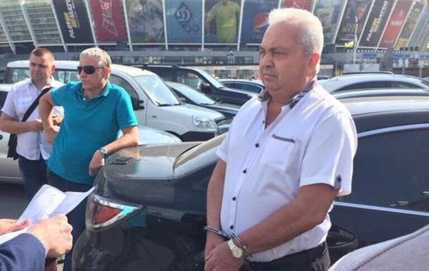 Главу правления Хлеба Украины поймали на взятке